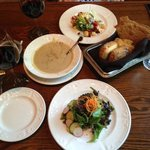 Salads and Soup