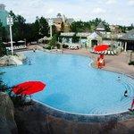 Magnifique piscine!