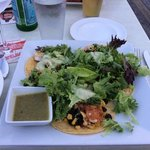 The Fish Tacos
