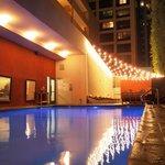 Nice pool....