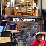 Nice Ben & Jerry's!