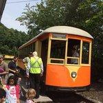 trip on trolley