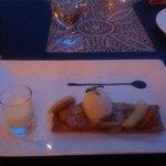 Dessert El Puerto.