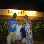 Arriving at Bumbu