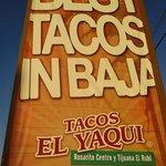 El Yaqui tacos
