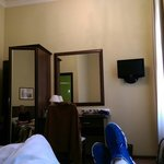 Standard room very small