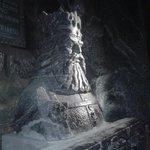 Una de las múltiples estatuas de sal