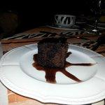 5 star dessert of 'chocolate brownie'