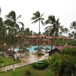 Princess Resort Adult only balcony view