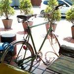 park my bike
