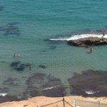 playa izquierda