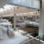 Acrotiri Archeological site