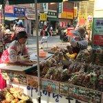 Insadong Vendor