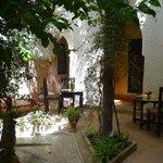 Dar Jaguar Fountain Courtyard
