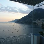 Sunset from the balcony - amazing