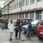 Old Building, Shimla Heritage Walk