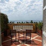 Room 101 Balcony