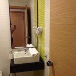 Bathroom in room 78