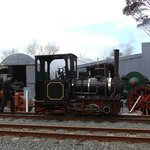 MOTAT Steam Engines
