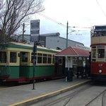 MOTAT Trams