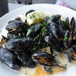 Great mussels!