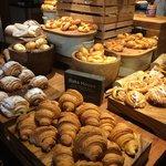 Breakfast - bakery selection at Stones hotel bali