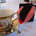 Very posh cup of tea!