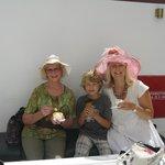 The best ice-cream in Santorini