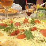 Pizza mozzathéo