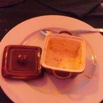 Un plat bien vide, signe que c'était trop bon...