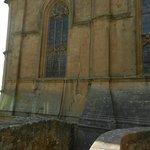 L'esterno del Duomo, controllate la crepa vi prego