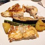 Variado de pescado de Palamós