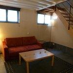 Executive Double Living area
