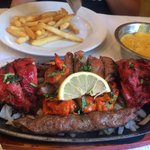 Cracking mixed grill
