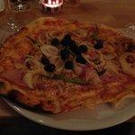 Pizza Diavolo (LECKER!!!)