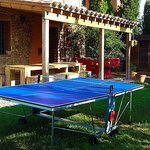 Taula de ping pong / table tennis table / Mesa de ping pong