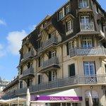 L'hôtel Flaubert