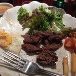Sad excuse for a steak.!