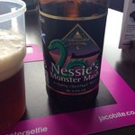 Nessie's monster ale was a must ☺️