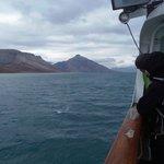 Det er store avstander på Svalbard
