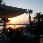 View from Lemon restaurant