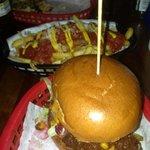 Amazing burgers & Goodfellas fries