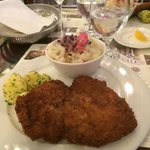 Dinner in the New York - simple well cooked Hungarian cusine