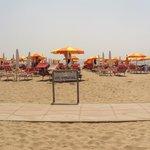International Hotel - spiaggia