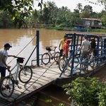 4 day cycle trip in the Mekong Delta