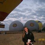 Baloon in Capadoccia..