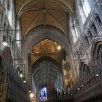 聖堂の天井