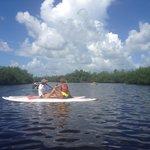 Paddle Boarding Jim's Creek