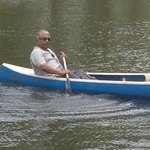 canoeing @ mangrove island village !