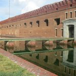 Fort at Dry Tortugas